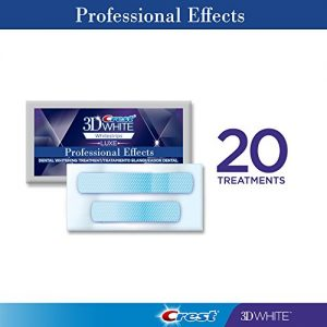 Professional effects teeth whitening strips