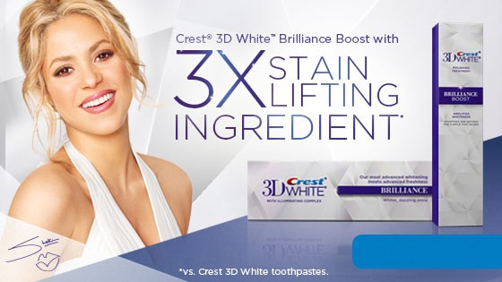 brilliance white toothpaste