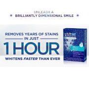 crest 1 hour express whitening strips