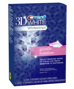 crest gentle routine whitestrips