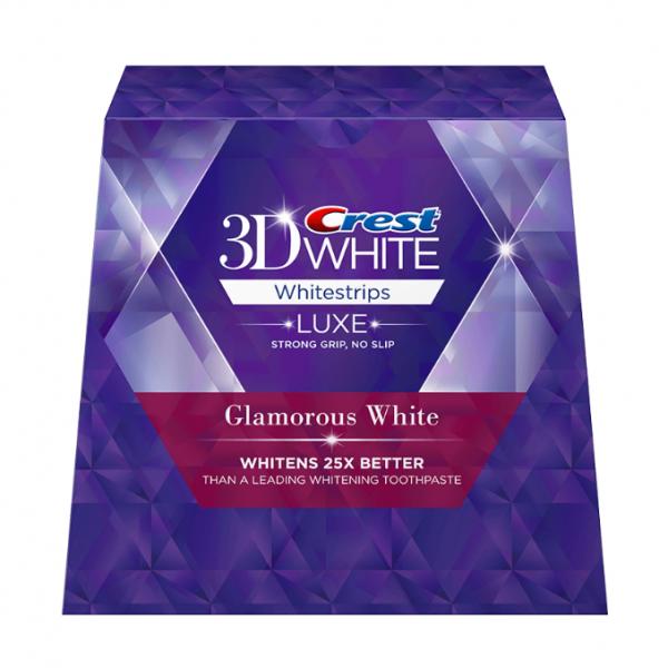 crest glamorous white
