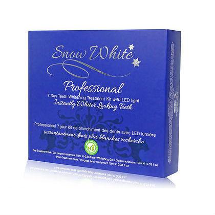 snow white professional kit