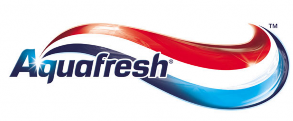 aquafresh teeth whitening logo