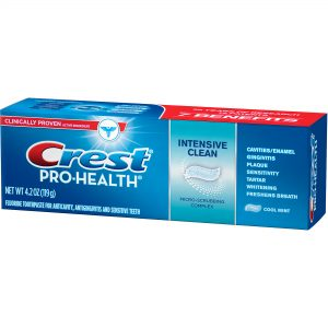Crest Pro Health Intensive Clean Toothpaste