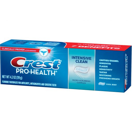 Crest Pro Health Intensive Clean Toothpaste
