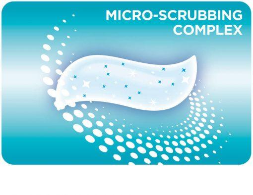 micro scrubbing teeth whitening toothpaste