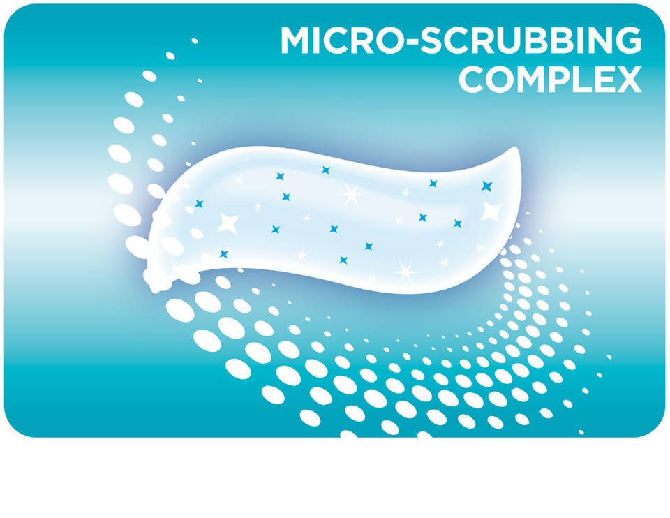 micro scrubbing teeth whitening toothpaste